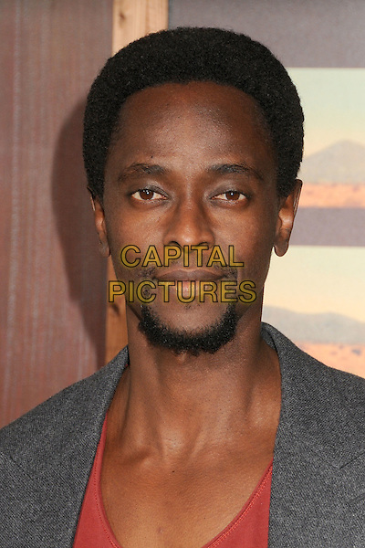 30 November 2015 - Universal City, California - Edi Gathegi. &quot;The Ridiculous 6&quot; Los Angeles Premiere held at the AMC Universal CityWalk Stadium 19. <br /> CAP/ADM/BP<br /> &copy;BP/ADM/Capital Pictures
