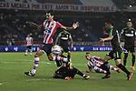 Junior igualó 1-1 ante Atlético Nacional. Partido aplazado de la fecha 16 Liga Águila I-2018.