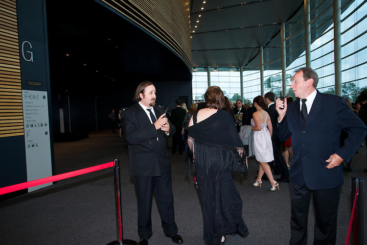 2011 South Australian Premiers Food Awards. At the Convention Centre.