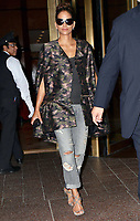 www.acepixs.com<br /> <br /> August 3 2017, New York City<br /> <br /> Actress Halle Berry leaves a midtown office on August 3 2017 in New York City<br /> <br /> By Line: Nancy Rivera/ACE Pictures<br /> <br /> <br /> ACE Pictures Inc<br /> Tel: 6467670430<br /> Email: info@acepixs.com<br /> www.acepixs.com