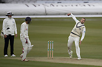 David Malan of Middlesex CCC in action during Middlesex CCC vs Lancashire CCC, Specsavers County Championship Division 2 Cricket at Lord's Cricket Ground on 12th April 2019