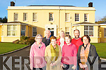 Maeve O'Sullivan, Michael Harrington, Mairead Doyle, U?na Clinton-O'Neill, Patricia O'Sullivan, Damian O'Flynn and Ettie O'Sullivan outside Kenmare hospital on Tuesday after it was announced that a new hospital is proposed by the Government   Copyright Kerry's Eye 2008
