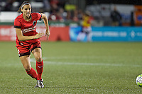 Portland, Oregon - Sunday September 11, 2016: Portland Thorns FC defender Katherine Reynolds (2) during a regular season National Women's Soccer League (NWSL) match at Providence Park.