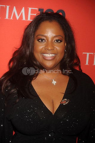 Sherri Shepherd at Time Magazine's 100 Most Influential People Gala at Jazz at the Lincoln Center in New York, May 5, 2009 Credit: Dennis Van Tine/MediaPunch