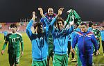 United Arab Emirates vs Iraq during the AFC U23 Championship 2016 Quarter Finals match on January 23, 2016 at the Grand Hamad Stadium, in Doha, Qatar. Photo by Karim Jaafar / Lagardère Sports