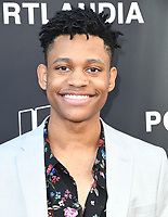 "15 May 2018 - North Hollywood, California - Tyrel Jackson Williams. IFC's ""Portlandia"" and ""Brockmire"" FYC Event held at the Saban Media Center at the Television Academy. Photo Credit: Birdie Thompson/AdMedia"