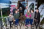 Pictured at the Halloween Festival in Knocknagoshel on Sunday night were Front l-r  Danny Walsh, Katie Walsh, Blake Sheehy, Owen McSweeney, Sarah Hartnett, Matthew Hartnett and  Ella Murphy. Back l-r  Danny Walsh and Richard Murphy.