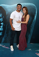HOLLYWOOD, CA - August 6: Victor Ortiz, Guest, at Warner Bros. Pictures And Gravity Pictures' Premiere Of &quot;The Meg&quot; at TCL Chinese Theatre IMAX in Hollywood, California on August 6, 2018. <br /> CAP/MPI/FS<br /> &copy;FS/MPI/Capital Pictures