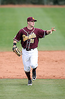 Matt Newman, Arizona State Sun Devils vs. Northern Illinois at Packard Stadium, Tempe, AZ - 02/20/2010..Photo by:  Bill Mitchell/Four Seam Images.