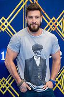 "Actor Raul Tejon attends to presentation of ""El Continental"" during FestVal in Vitoria, Spain. September 03, 2018. (ALTERPHOTOS/Borja B.Hojas) /NortePhoto.com NORTEPHOTOMEXICO"