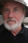 Robert Stone at book fair in Saint Malo in 2004.