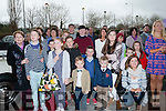 Family members who attended the opening of the new Rose Hotel,Tralee on Friday