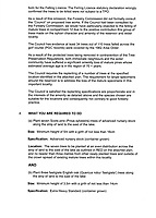 BNPS.co.uk (01202 558833)<br /> Pic:  BCP/BNPS<br /> <br /> The order from BCP for the golf club to replace the trees that it felled with similar sized mature specimens.<br /> <br /> A prestigious golf club that axed 34 protected trees has been ordered to plant new specimens in their place to compensate for the act of 'environmental vandalism'. <br /> <br /> Officials at Parkstone Golf Club in Poole, Dorset, must grow 13 'advanced' specimens of at least 10ft in height in the same spot the mature pine trees once stood.<br /> <br /> The club, that counts Harry Redknapp as a member, fell foul of a 56-year-old Tree Preservation Order (TPO) covering the 70ft tall trees when it cut them down in December 2018.<br /> <br /> The owners of £1m homes that back on to the course were furious as they said the trees provided shelter from the wind and privacy from golfers playing the 1st and 2nd holes.