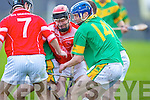 Kilmoyley v  Blarney at Kilmoyley on Sunday..MUNSTER INTERMEDIATE HURLING CHAMPIONSHIP QUARTER FINAL BLARNEY 3-9 KILMOYLEY 0-7