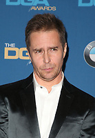 BEVERLY HILLS, CA - FEBRUARY 3: Sam Rockwell  in the press room at the 70th Annual Directors Guild of America Awards (DGA, DGAs),  at The Beverly Hilton Hotel in Beverly Hills, California on February 3, 2018.  <br /> CAP/MPI/FS<br /> &copy;FS/Capital Pictures