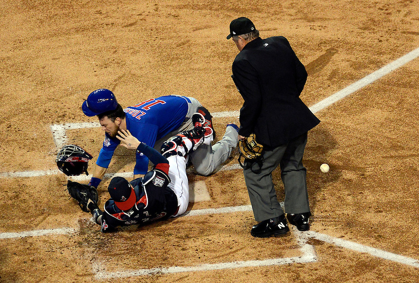2016 World Series<br /> Chicago Cubs @ Cleveland Indians<br /> Game 6