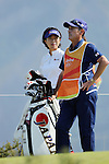 Shiho Oyama (JPN), <br /> AUGUST 18, 2016 - Golf : <br /> Women's Individual Stroke Play First Round <br /> at Olympic Golf Course <br /> during the Rio 2016 Olympic Games in Rio de Janeiro, Brazil. <br /> (Photo by Koji Aoki/AFLO SPORT)