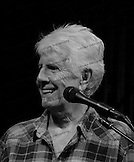 Portrait of Graham Nash.  David Crosby, Graham Nash and very special guests at the Maui Arts &  Cultural Center.  A concert for Ruthie on August 29, 2013.
