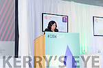 Chief Executive of Kerry County Council Moira Murrell speaking at the International Business Women's Conference which took place in the Brandon Hotel Tralee on Monday afternoon.