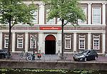 The Rijksmuseum van Oudheden, Leiden, Netherlands is the national archaeological museum.