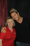 Days of Our Lives Eric Martsolf with Lork Kaminski at the 8th Annual Connecticut Women's Expo presented by Comcast on September 11 & 12, 2010 at the Connecticut Expo Center, Hartford, Connecticut. (Photo by Sue Coflin/Max Photos)