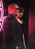 February 05, 2019Michael Kors, Bella Hadid  attend Jump Into Spring: MICHAEL Michael Kors Spring 2019 Launch Party at Dolby Soho in New York February  05, 2019.<br /> CAP/MPI/RW<br /> &copy;RW/MPI/Capital Pictures
