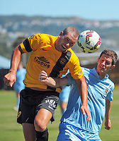 150125 ASB Premiership Football - Team Wellington v Hawkes Bay United