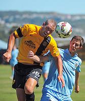 150125 ASB Premiership Football - Team Wellington v Hawkes Bay United