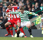 Manuel Pascali and Kris Commons.