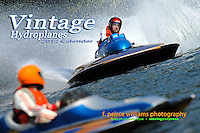 2012 Vintage Hydroplane Calendar