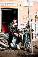 Italy - Rome - Pigneto District