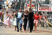 Grease (1978) <br /> John Travolta, Stockard Channing, Olivia Newton-John, Jeff Conaway<br /> *Filmstill - Editorial Use Only*<br /> CAP/MFS<br /> Image supplied by Capital Pictures