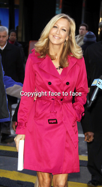 Oct. 29 2013: Lara Spencer host of Good Morning America in New York City.<br /> Credit: MediaPunch/face to face<br /> - Germany, Austria, Switzerland, Eastern Europe, Australia, UK, USA, Taiwan, Singapore, China, Malaysia, Thailand, Sweden, Estonia, Latvia and Lithuania rights only -
