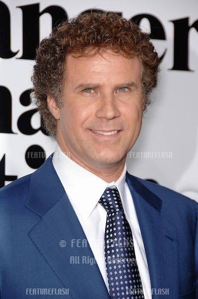 "WILL FERRELL at the Los Angeles premiere of his new movie ""Stranger than Fiction""..October 30, 2006  Los Angeles, CA.Picture: Paul Smith / Featureflash"