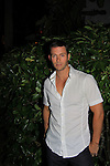 Days of Our Lives Eric Martsolf at SoapFest's Celebrity Weekend -  A Night of Stars - a VIP event with dinner, autographs, photos, silent and live auction on November 10, 2012 at Bistro Soleil at Old Historic Marco Inn (Photo by Sue Coflin/Max Photos)