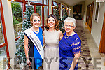 At the Recover Your Sparkle Christmas Lunch & Pampering Day in aid of Recovery Haven at Fels Point Hotel on Sunday were Kerry Rose Julette Cullotty, Mary O'Donnell and Eileen Commerford