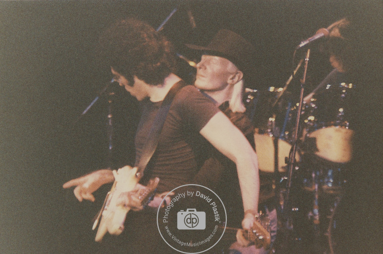 Johnny Winter, Jon Paris