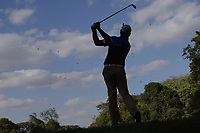 Gaganjeet Bhullar (IND) in action during the first round of the Magical Kenya Open presented by ABSA, played at Karen Country Club, Nairobi, Kenya. 14/03/2019<br /> Picture: Golffile | Phil Inglis<br /> <br /> <br /> All photo usage must carry mandatory copyright credit (&copy; Golffile | Phil Inglis)