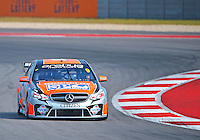 May 19, 2013 Maro Engel #9 of SP Tools Racing during V8 Supercars race 16 on day three of Austin 400 in Austin, TX.