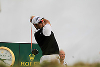 Branden Grace (RSA) on the 11th tee during final round of The Open Championship 146th Royal Birkdale, Southport, England. 23/07/2017.<br /> Picture Fran Caffrey / Golffile.ie<br /> <br /> All photo usage must carry mandatory copyright credit (&copy; Golffile | Fran Caffrey)