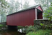 Ashland Covered Bridge, Ashland, New Castle County, Delaware, USA