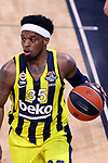Turkish Airlines Euroleague.<br /> Final Four - Vitoria-Gasteiz 2019.<br /> Semifinals.<br /> Fenerbahce Beko Istanbul vs Anadolu Efes Istanbul: 73-92.<br /> Ali Muhammed.