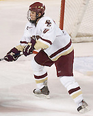 Mike Brennan - Boston College defeated Princeton University 5-1 on Saturday, December 31, 2005 at Magness Arena in Denver, Colorado to win the Denver Cup.  It was the first meeting between the two teams since the Hockey East conference began play.