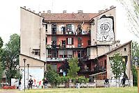 - Milano, Sgombero della palazzina occupata in Ripa di Porta Ticinese 83