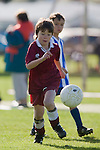 Pukekhohe AFC  football game between Pukekohe 10th Grade Silver Sharks & Papakura Manurewa played at Bledisloe Park  Pukekohe on Saturday June 21st, 2008.