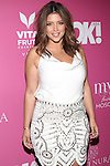 International plus-size Model Denise Bidot Attends OK! Magazine's Annual 'SO SEXY' event in New York, toasting the City's sexiest celebrities of 2015 and NY's most-glamorous at HAUS Nightclub.