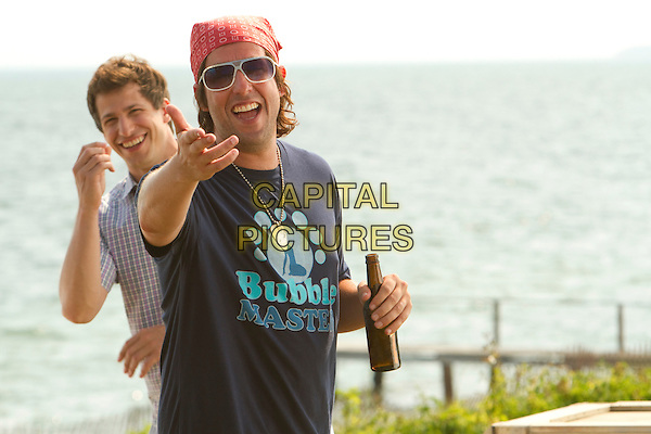 Andy Samberg & Adam Sandler.in That's My Boy.*Filmstill - Editorial Use Only*.CAP/NFS.Supplied by Capital Pictures.