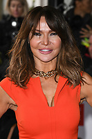 Lizzie Cundy<br /> arriving for the TRIC Awards 2019 at the Grosvenor House Hotel, London<br /> <br /> ©Ash Knotek  D3487  08/03/2019