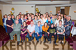 Rose Dowling from Abbeydorney enjoying her retirement party with friends and family onFriday night at Kerins O'Rahilly GAA Clubhouse. Rose is retiring from The Bons Secours, Tralee.