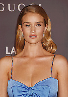 LOS ANGELES, CA - NOVEMBER 04: Model/actor Rosie Huntington-Whiteley attends the 2017 LACMA Art + Film Gala Honoring Mark Bradford and George Lucas presented by Gucci at LACMA on November 4, 2017 in Los Angeles, California.<br /> CAP/ROT/TM<br /> &copy;TM/ROT/Capital Pictures